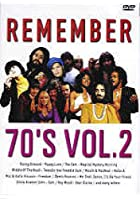 Various Artists - Remember 70's - Vol. 02
