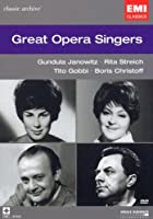 Various Artists - Great Opera Singers