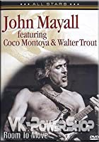 John Mayall featuring Walter Trout - Room To Move: In Concert