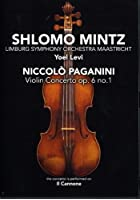 Paganini, Niccolo - Violinkonzert op.6 1