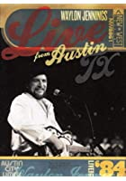 Waylon Jennings - Live from Austin TX '84