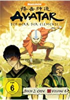 Avatar - Der Herr der Elemente - Buch 2: Erde - Volume 4