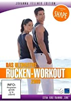 Johanna Fellner Edition - Das ultimative Rücken-Workout