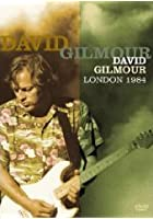 David Gilmore - London 1984
