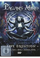 Pagan's Mind - Live Equation