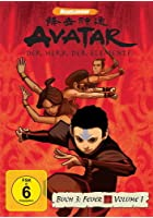 Avatar - Der Herr der Elemente - Buch 3: Feuer - Volume 1