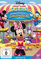 Micky Maus Wunderhaus - Willkommen in Minnies Boutique