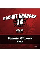 Karaoke - Pocket Karaoke 16 - Female Classics - Vol. 5
