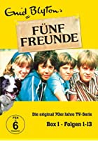 Enid Blyton - F&uuml;nf Freunde Box 1