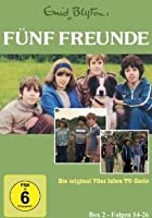 Enid Blyton - F&uuml;nf Freunde Box 2