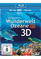 IMAX: Wunderwelt Ozeane 3D - 3D Blu-ray