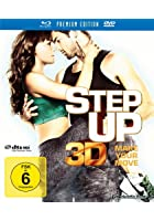 Step Up 3 - Make Your Move - 3D Blu-ray