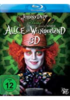 Alice im Wunderland - 3D Blu-ray