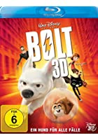 Bolt - Ein Hund f&uuml;r alle F&auml;lle - 3D Blu-ray