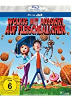 Wolkig mit Aussicht auf Fleischb&auml;llchen - 3D Blu-ray