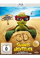 Sammys Abenteuer - Die Suche nach der geheimen Passage - 3D Blu-ray
