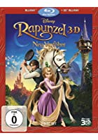Rapunzel - Neu verf&ouml;hnt - 3D Blu-ray