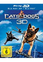 Cats & Dogs - Die Rache der Kitty Kahlohr - 3D Blu-ray