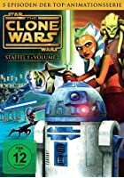 Star Wars: The Clone Wars - Staffel 1 - Vol. 2