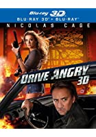 Drive Angry - 3D Blu-ray