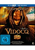 Vidocq - 3D Blu-ray