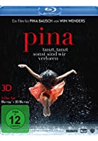 Pina - 3D Blu-ray