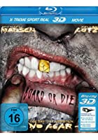 Board or Die - 3D Blu-ray