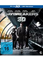 Daybreakers - 3D Blu-ray