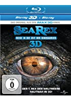 IMAX - Sea Rex 3D - 3D Blu-ray