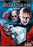 Hellraiser I-III - Gek&uuml;rzte Fassung