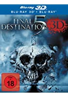 Final Destination 5 - 3D Blu-ray