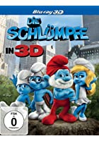 Die Schl&uuml;mpfe - 3D Blu-ray
