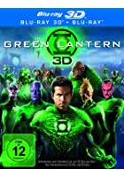 Green Lantern - 3D Blu-ray