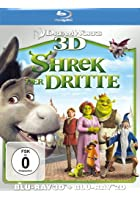 Shrek 3 - Der Dritte - 3D Blu-ray