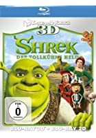 Shrek - Der tollk&uuml;hne Held - 3D Blu-ray