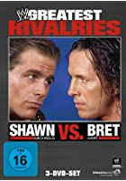 WWE - Greatest Rivalries - Shawn Michaels vs Bret Hart