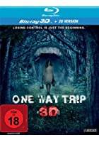 One Way Trip - 3D Blu-ray