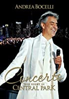 Andrea Bocelli - Concerto - One Night in Central Park