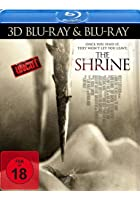 The Shrine - 3D Blu-ray