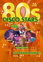 Various Artists - 80s Disco Stars Live from Moskau Vol. 1