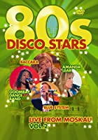 Various Artists - 80s Disco Stars Live from Moskau Vol. 2