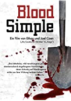 Blood Simple - Director&#39;s Cut