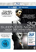 Sleepless Night - Nacht der Vergeltung - 3D Blu-ray