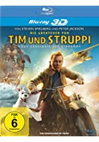 Die Abenteuer von Tim und Struppi - 3D Blu-ray