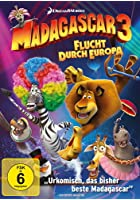 Madagascar 3 - Flucht durch Europa