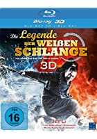 Die Legende der wei&szlig;en Schlange - 3D Blu-ray