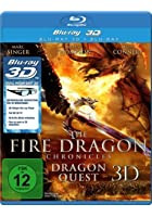 Fire Dragon Chronicles: Dragon Quest - 3D Blu-ray