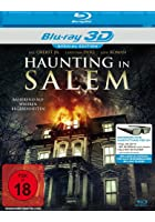 A Haunting in Salem - 3D Blu-ray