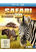 Safari - 3D Blu-ray