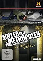 Unter den Metropolen - Cities of the Underworld - Staffel 1